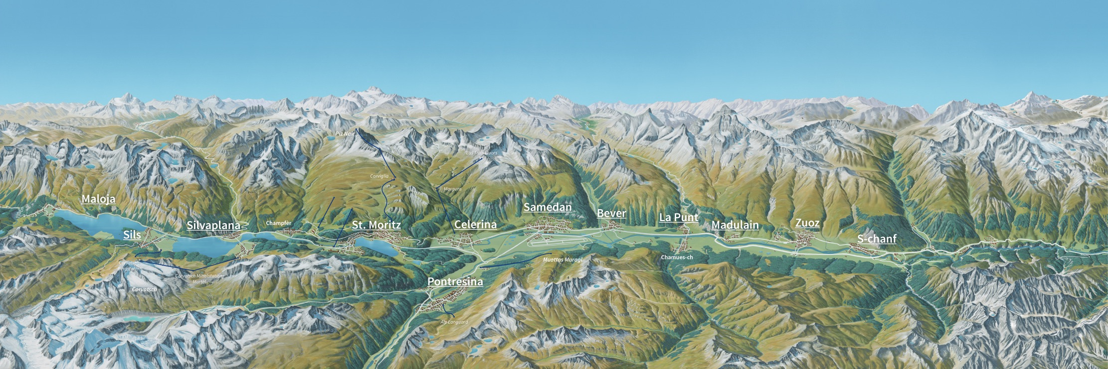 Engadin.ch map